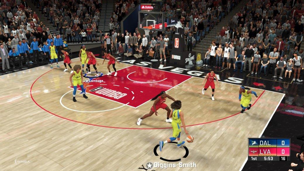 NBA 2K20 — идеальный баскетбольный симулятор для офлайна, но ужасный — для онлайна   Канобу - Изображение 8645