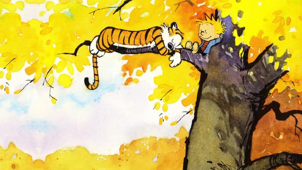 «Кальвин иХоббс»— чем покорил фанатов комикс олюбопытном мальчике иего друге-тигре? | Канобу