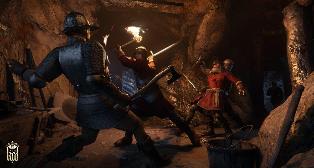 Kingdom Come: Deliverance (Экшен-RPG, PC, PS4, Xbox One) - предварительный обзор игры | Канобу - Изображение 4559