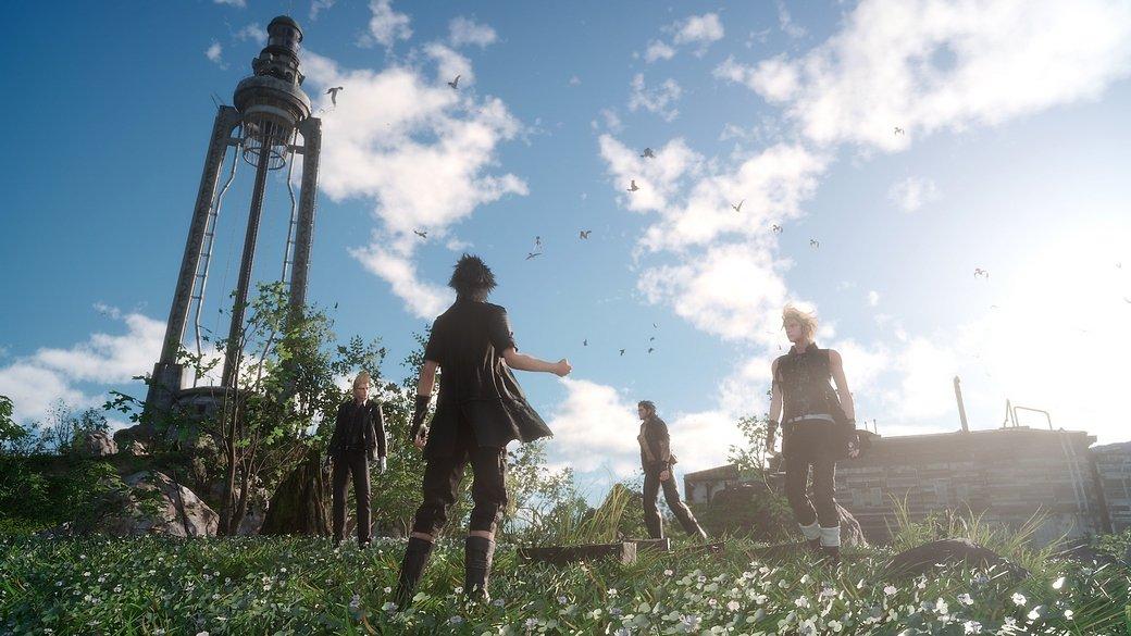 Зачем Final Fantasy XV нужны аниме, две демки и Джесси Пинкман   Канобу - Изображение 4