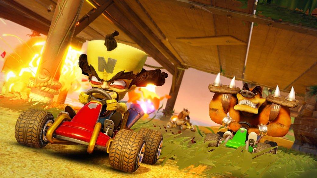 Рецензия на Crash Team Racing: Nitro-Fueled | Канобу - Изображение 14540