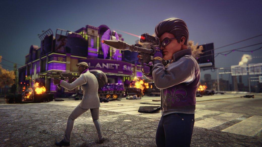 Обзор Saints Row: The Third Remastered— ивпрямь один излучших ремастеров поколения | Канобу