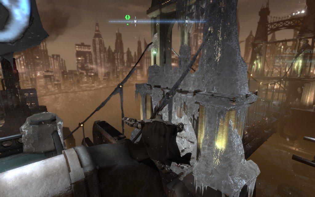 Batman: Arkham Origins — Cold, Cold Heart: абсолютный ноль | Канобу - Изображение 1