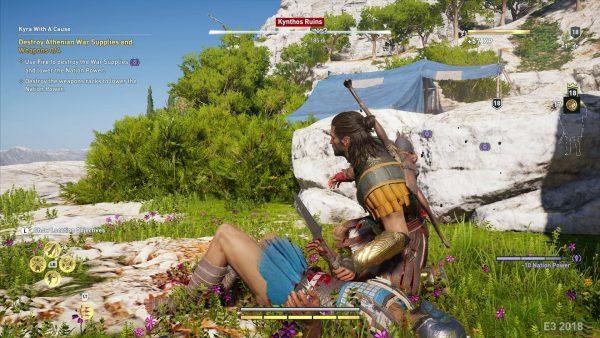Утечки неостановить! ВСети появились первые скриншоты Assassin's Creed Odyssey | Канобу - Изображение 10683