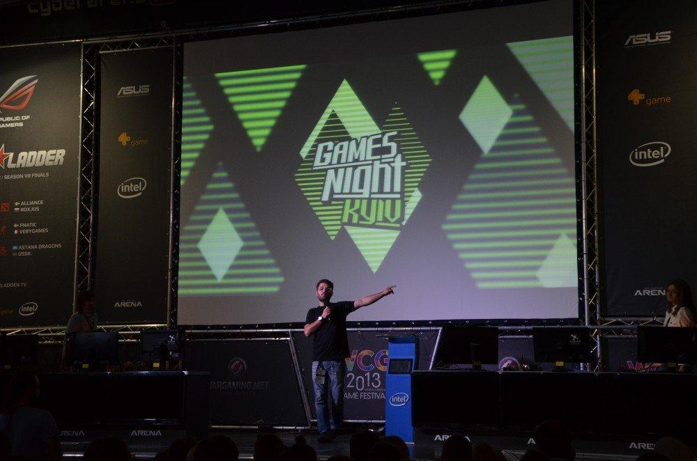 Арт вместо борща: репортаж с #GamesNightKiev  | Канобу