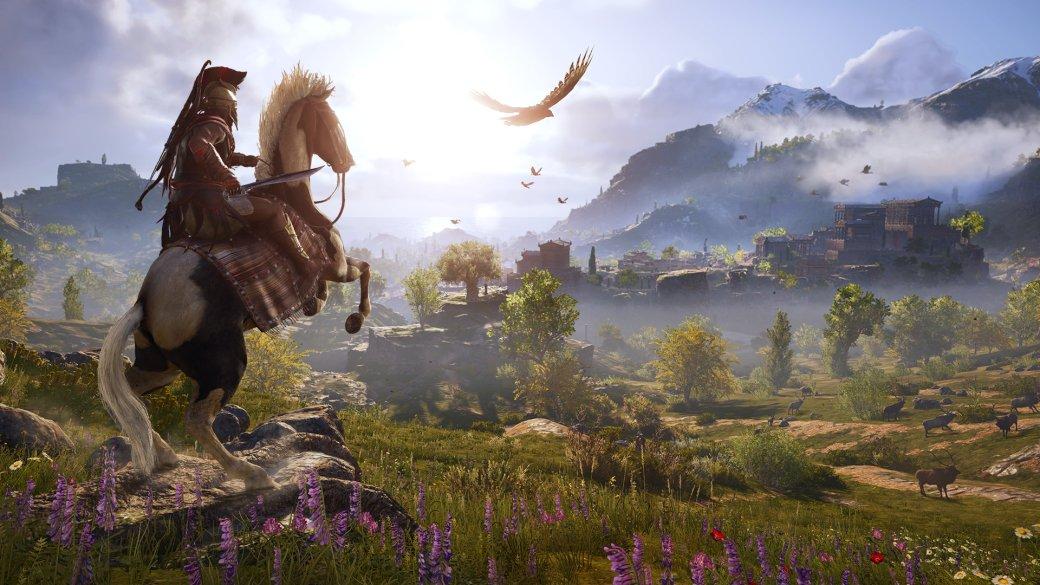 Гайд по Assassin's Creed: Odyssey. Где найти и как убить всех легендарных животных