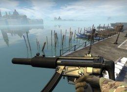 MP5-SD из CS:GO добавили в матчмейкинг. Наконец-то!