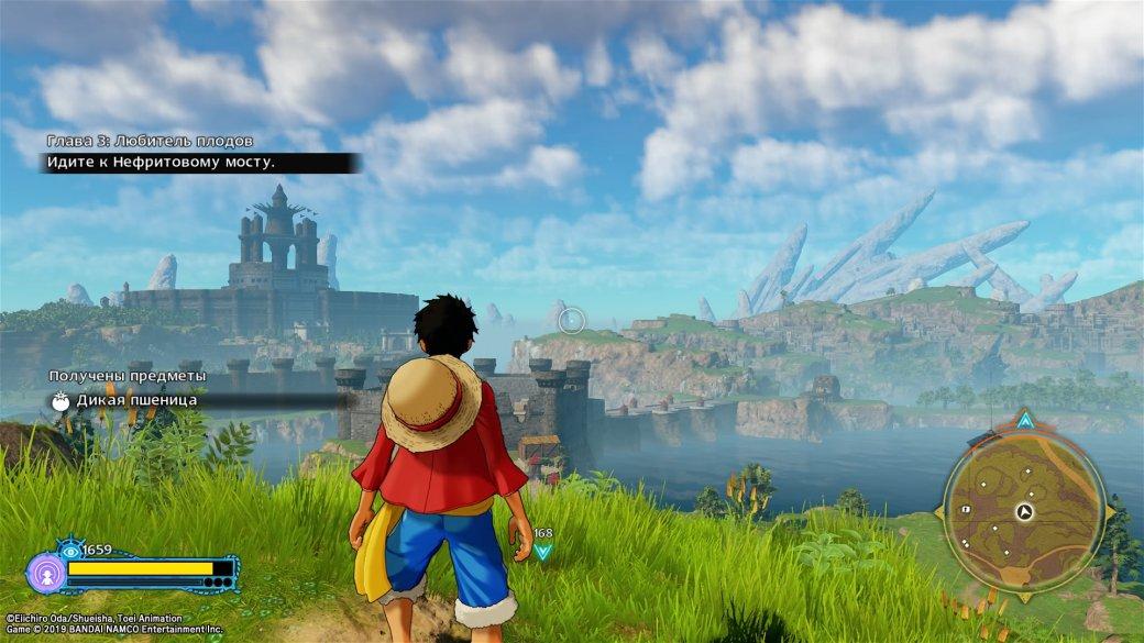 Суть. One Piece: World Seeker— неожиданно удачная смесь inFamous итипичной аниме-игры | Канобу - Изображение 2094