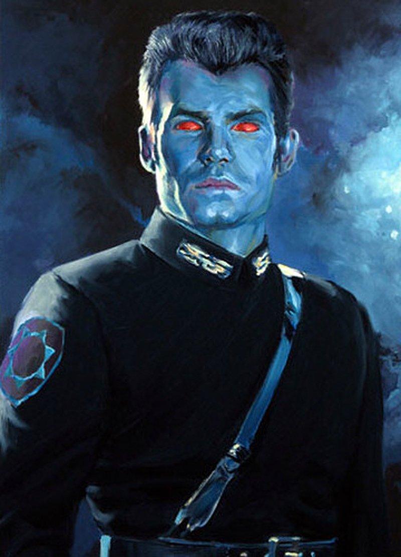 Кто такой гранд-адмирал Траун?. - Изображение 6