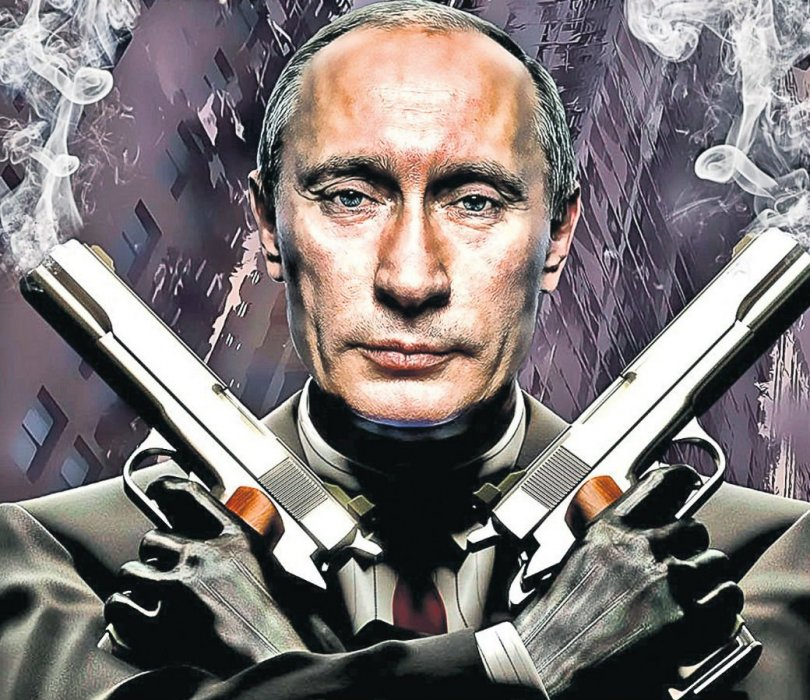 Путин тебя накажет | Канобу