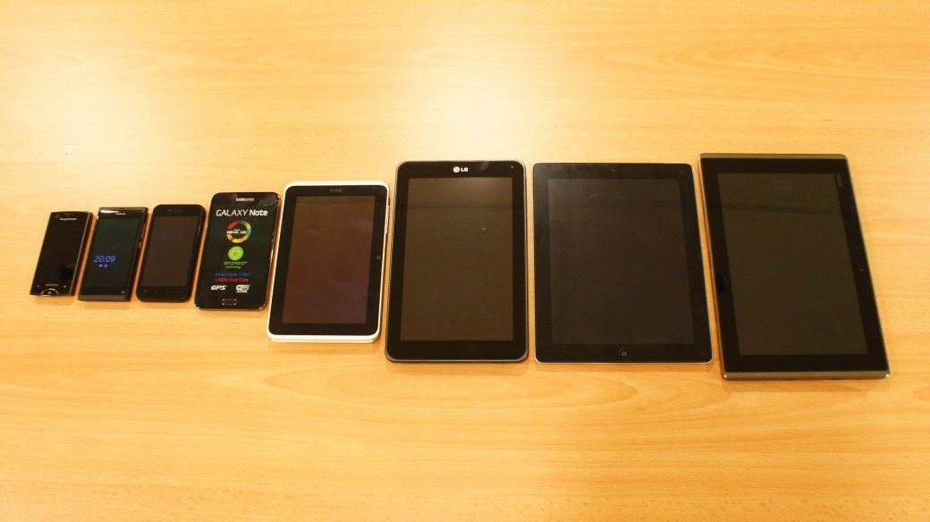 Смартфоны с большими экранами стали вдвое популярнее за год