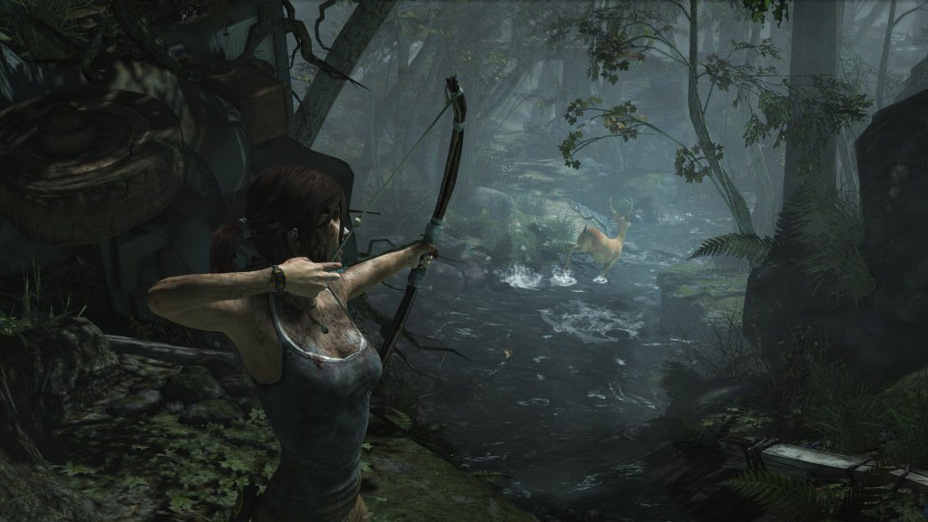 "Tomb Raider. Репортаж с ""Игромира 2012"". | Канобу - Изображение 2"