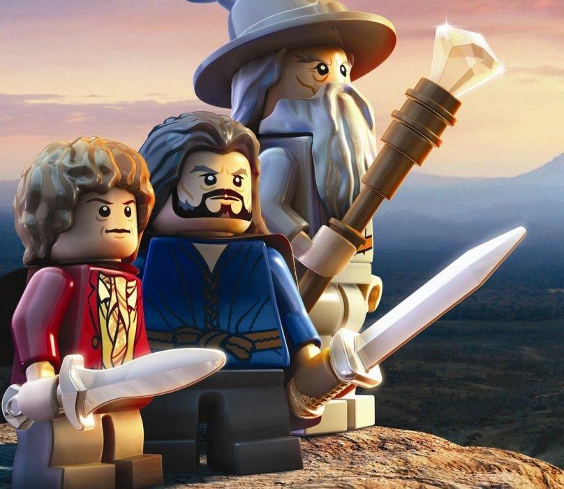 Обзор LEGO The Hobbit - рецензия на игру LEGO The Hobbit | Рецензии | Канобу