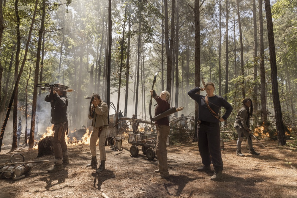 Ниган наволе?! Новые кадры 10 сезона «Ходячих мертвецов» вызывают вопросы   Канобу - Изображение 4227