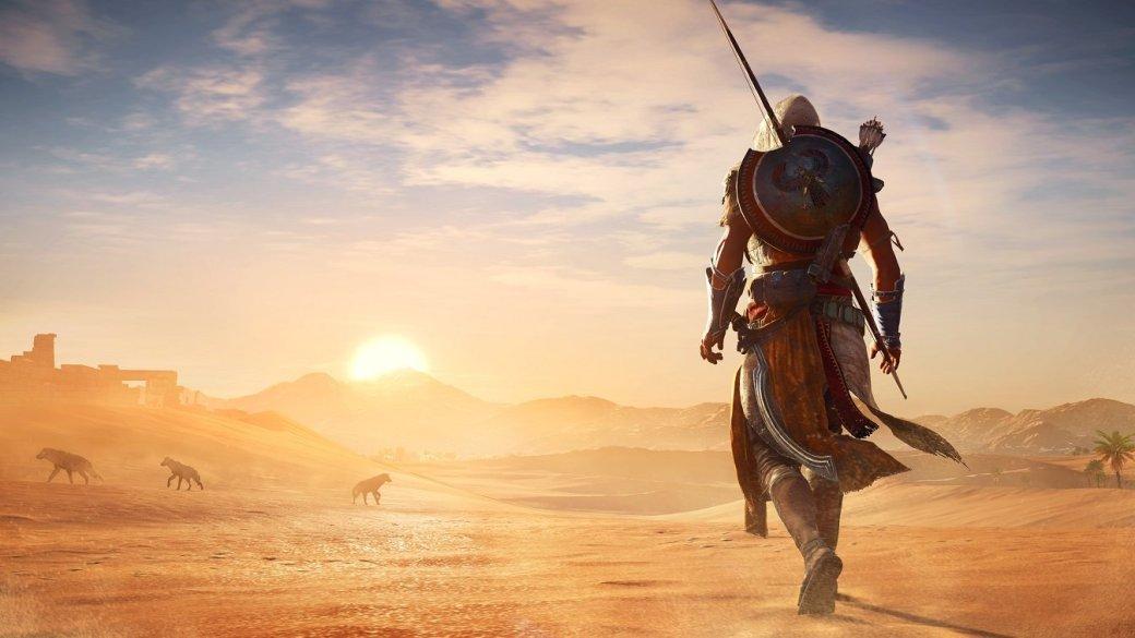 Контекст: Древний Египет в Assassin's Creed: Origins | Канобу - Изображение 7