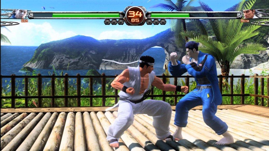 Лучший файтинг лета: рецензия на Virtua Fighter 5: Final Showdown | Канобу - Изображение 1