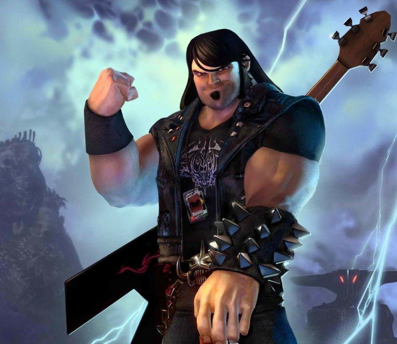 Обзор Brutal Legend - рецензия на игру Brutal Legend | Рецензии | Канобу