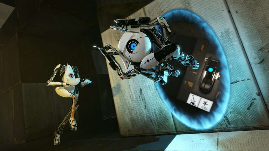 Этой осенью Portal 2 получит фанатскую сюжетную кампанию сновым главным героем иголоволомками. - Изображение 1