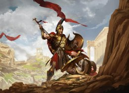 5 крутых игр про Древнюю Грецию: от Titan Quest до God of War