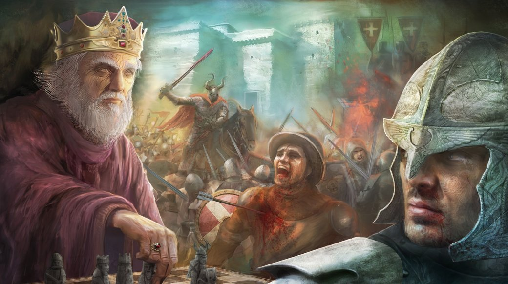7 лучших игр про Средневековье: Anno 1404, Crusader Kings 2, Mount & Blade, Medieval II: Total War   Канобу