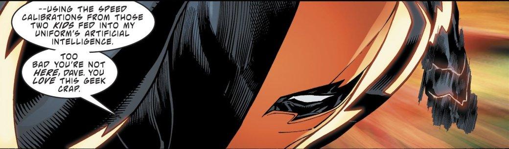 Жажда скорости: как изачем Дефстроук похитил способности Флэша? | Канобу - Изображение 9739