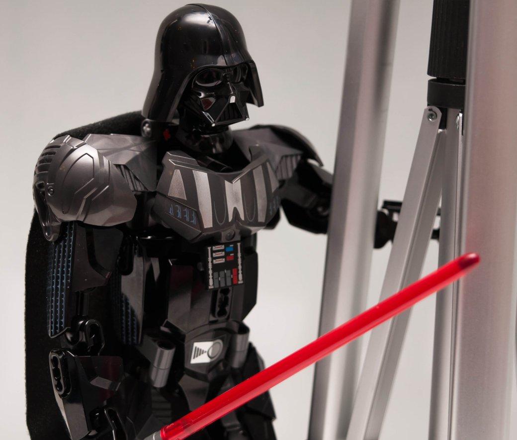 Нелепые приключения сборных фигурок LEGO Star Wars | Канобу - Изображение 4928
