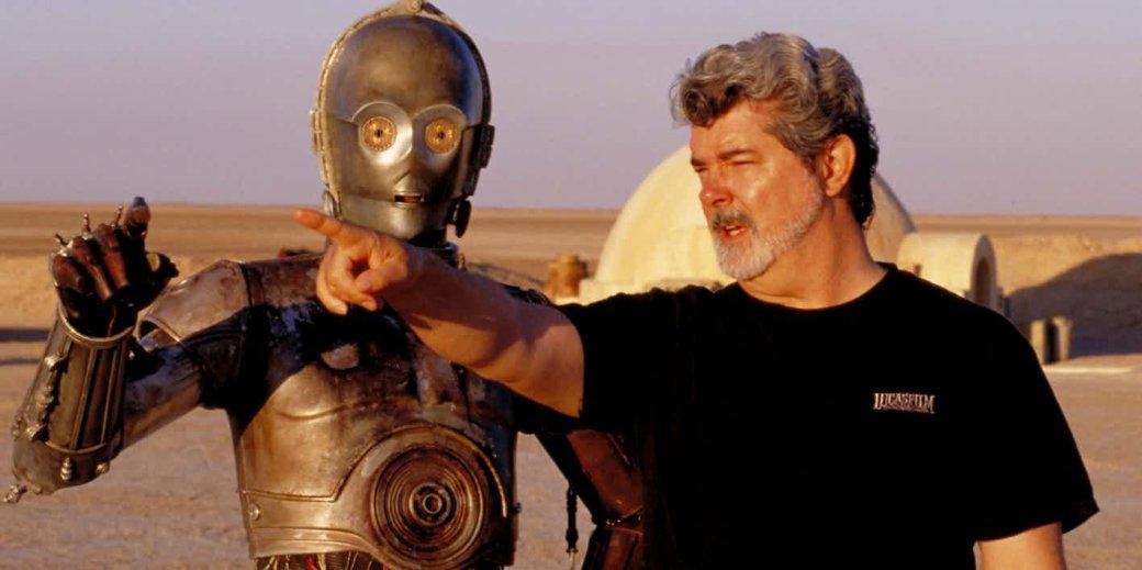 Лукас назвал единственные нормальные Star Wars фильмом для 12-летних | Канобу - Изображение 12429