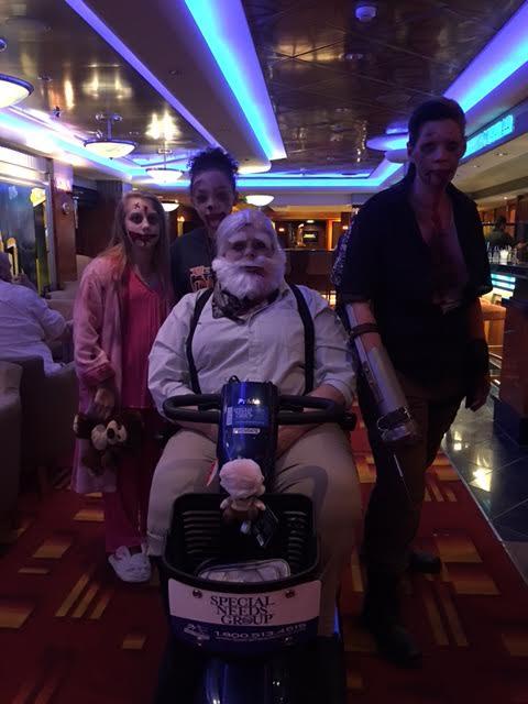 Косплей дня: фанаты на Walker Stalker Cruise 2017 | Канобу - Изображение 2934