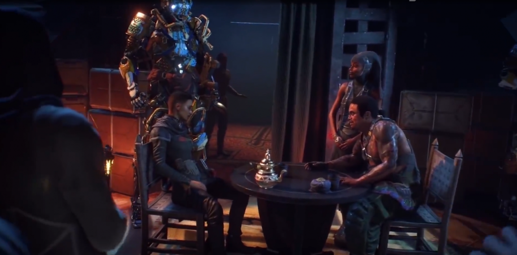 Разработчики Anthem объяснили, как вигре будет работать подача сюжета | Канобу - Изображение 1