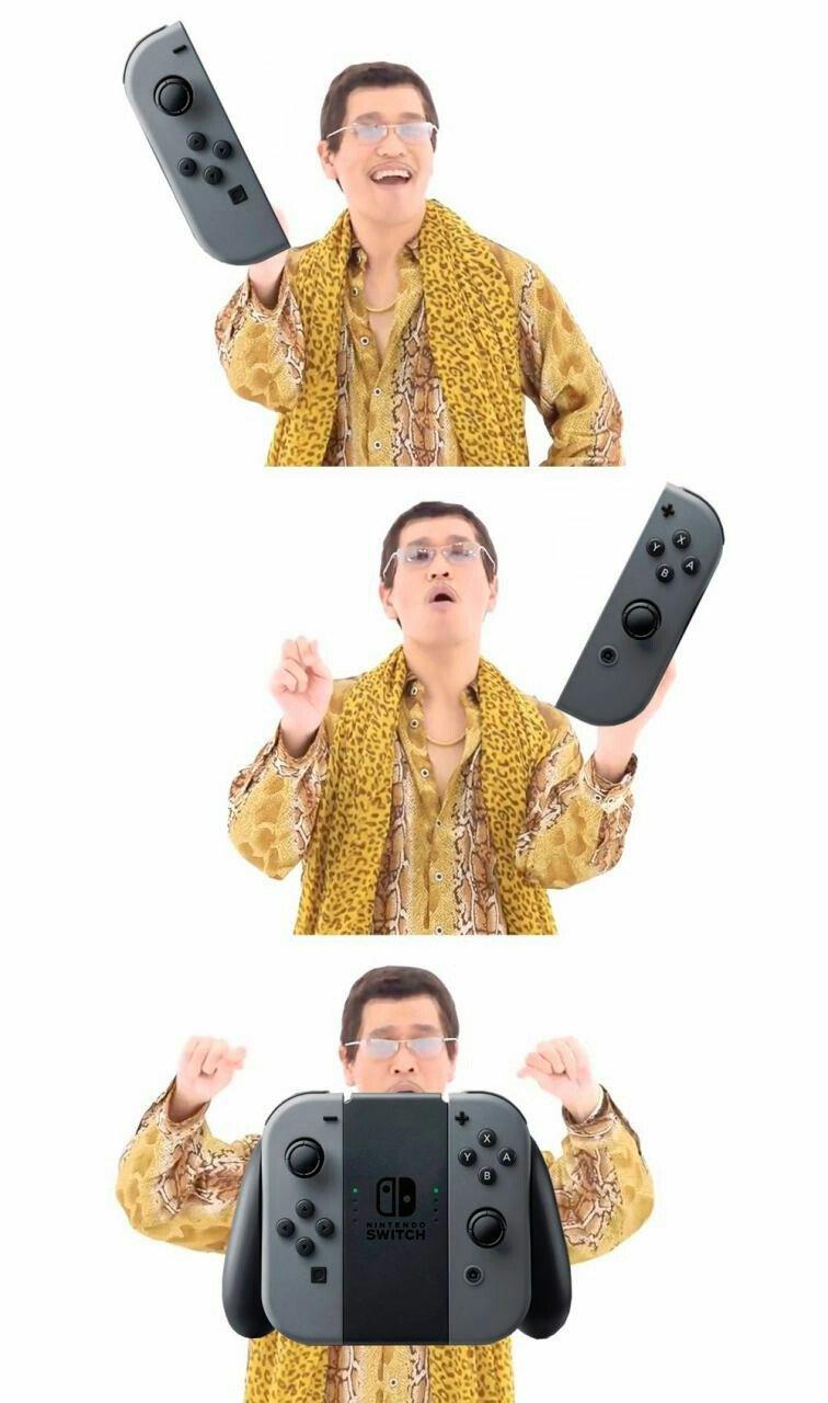 Как Интернет отреагировал на анонс Nintendo Switch   Канобу - Изображение 679