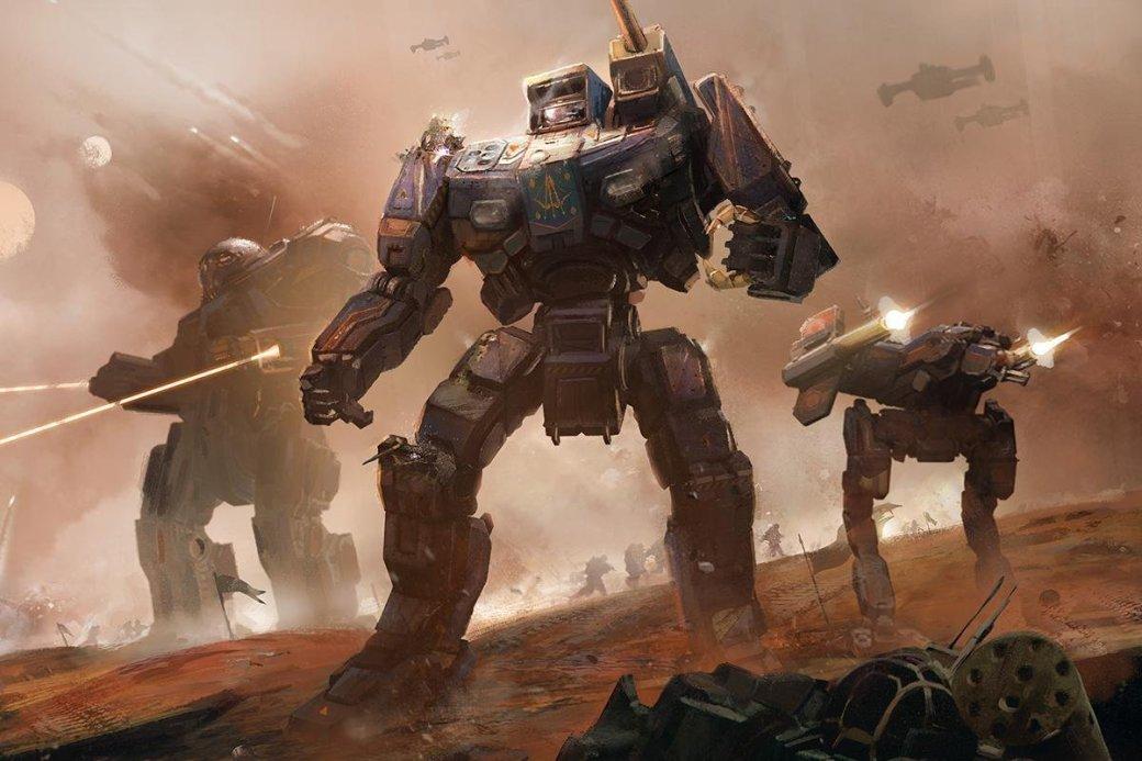 Объяснено. Что такоеBattleTech? Игры BattleTech и MechWarrior | Канобу - Изображение 3