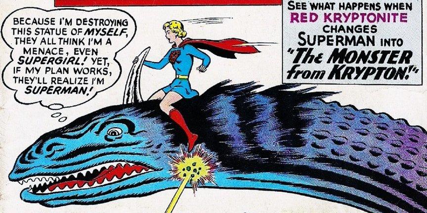 15 самых странных трансформаций Супермена  | Канобу - Изображение 3