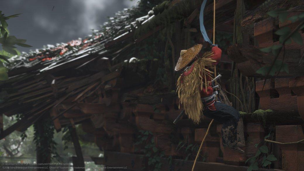 E3 2018: новые подробности геймплея, мира исюжета Ghost ofTsushima | Канобу - Изображение 4