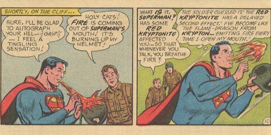 15 самых странных трансформаций Супермена  | Канобу - Изображение 1