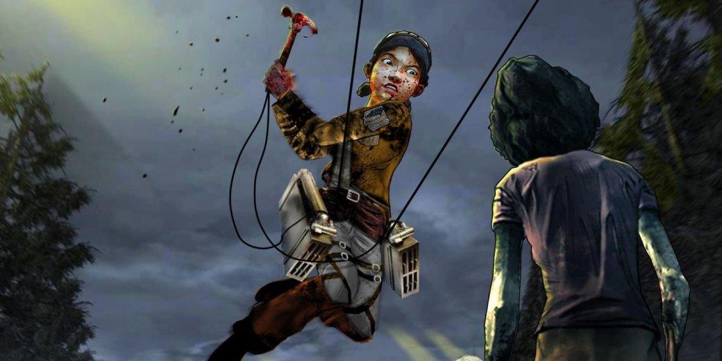 Может ли главная героиня Walking Dead от Telltale появиться в сериале? | Канобу - Изображение 13816