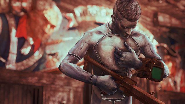 Моддер сделал синтов из Fallout 4 похожими на андроидов из Detroit: Become Human | Канобу - Изображение 4760