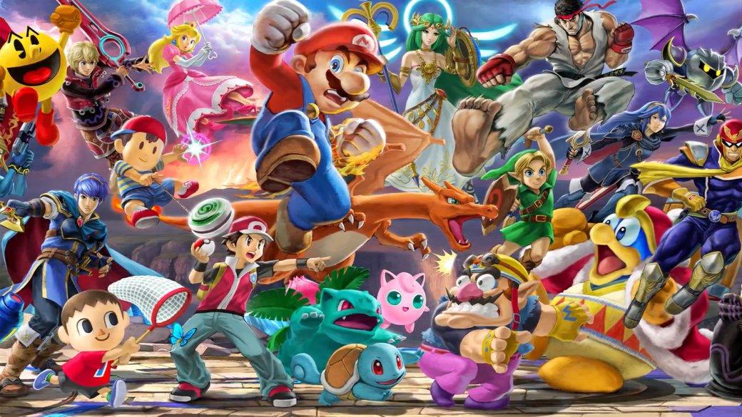 Объяснено. Что такое Super Smash Bros. ипочему эта серия файтингов— самая популярная вмире   Канобу - Изображение 9525