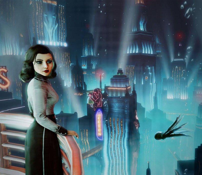 Обзор BioShock Infinite: Burial at Sea – Episode One - рецензия на игру BioShock Infinite: Burial at Sea – Episode One | Рецензии | Канобу