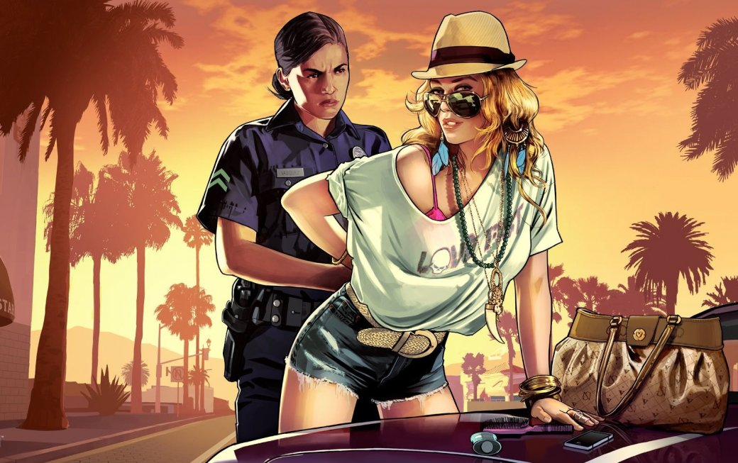 Rockstar непривыкать кзавышенным ожиданиям фанатов. Каждая часть GTA делает невозможное, ставит новые рекорды ипривносит дополнительные механики— будь тореволюционная третья игра, которая перенесла серию в3D, или Vice City, или San Andreas, или культовая GTA 4, илиактуальная досих пор GTA5. Последняя ипосей день занимает четвертое место почислу игроков вSteam исчитается рекордсменом попродажам виндустрии. Поданным наапрель 2018-го, пятая часть принесла Take-Two 6 миллиардов долларов, аэто примерно как всемирные сборы «Мстителей: Финал» (2,7$ млрд.), «Войны Бесконечности» (2$ млрд.) и«Эры Альтрона» (1,4$ млрд) вместе взятые. Только вот сеерелиза прошло шесть лет, аRed Dead Redemption 2 едвали получится назвать заменой новойGTA. Даислухов оследующей части Grand Theft Auto становится все больше, поэтому самое время немного помечтать иподумать над тем, чего мыждем отGTA6.