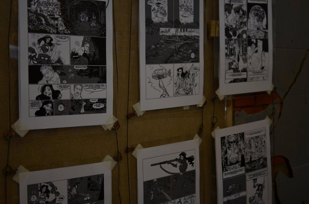 Итоги Comic Con Russia | Канобу - Изображение 12
