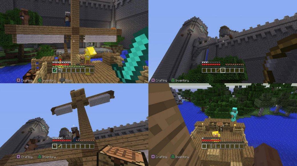 Minecraft для PS3 перейдет на Blu-Ray | Канобу - Изображение 2135