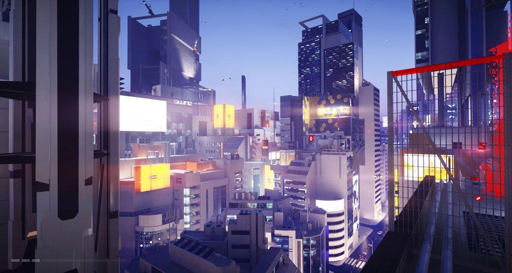 Обзор Mirror's Edge Catalyst - рецензия на игру Mirror's Edge Catalyst | Рецензии | Канобу