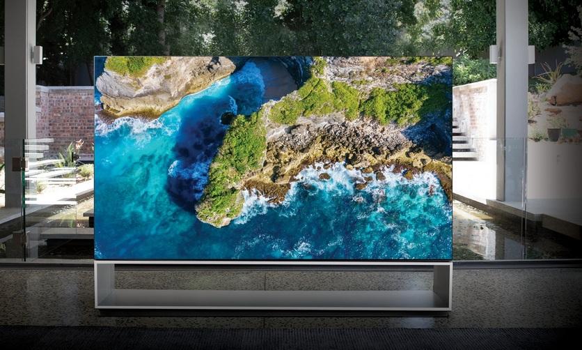 LGвыпустила вРоссии 88-дюймовый 8К-телевизор за2,5 млн рублей | Канобу - Изображение 1