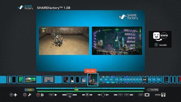 Большое обновление SHAREfactory для PS4 добавляет новые крутые функции | Канобу - Изображение 5994