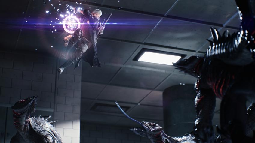 Создатели Devil May Cry V раскрыли системные требования игры. ПК средней комплектации потянет!  | Канобу - Изображение 101