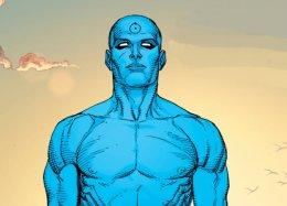 Дождались: Доктор Манхэттен наконец появился вкроссовере «Хранителей» ивселенной DC