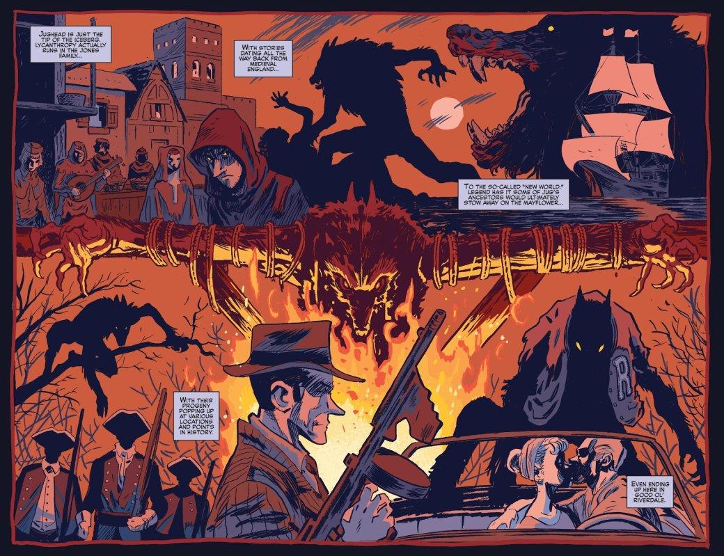 Archie Horror— как мирный Ривердейл превратился впристанище ведьм, оборотней изомби | Канобу - Изображение 9