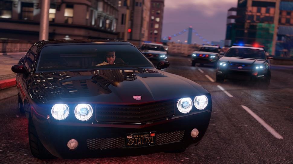 Гифка дня: когда ремонт автомобиля тебе непокарману вGrand Theft Auto5. - Изображение 1
