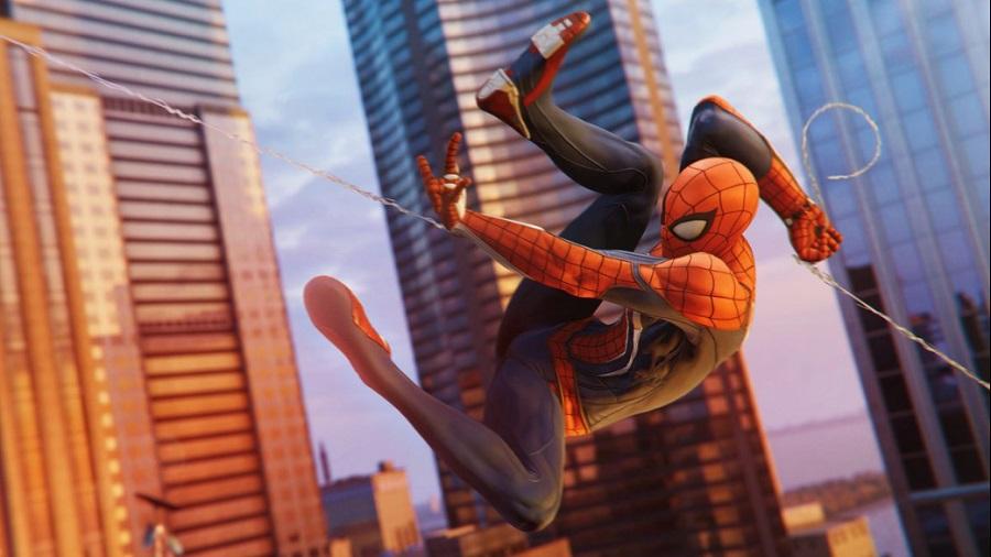 В 2018 году во «ВКонтакте» больше всего обсуждали Marvel's Spider-Man от Insomniac   Канобу - Изображение 5415
