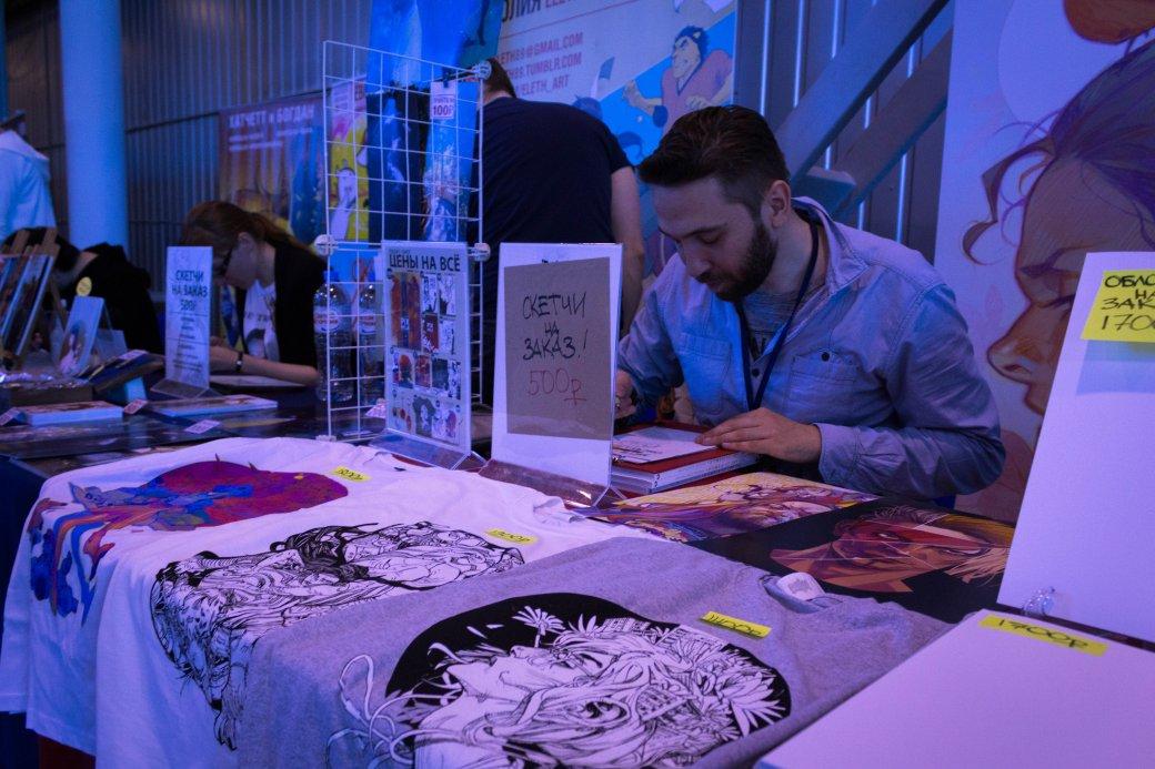Галерея. Как прошел Comic Con Saint Petersburg | Канобу - Изображение 50